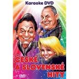 VAR - České a slovenské hity/Karaoke DVD
