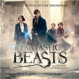 OST - Fantastic Beasts and Where to Find Them - James Newton Howard (Vinyl)
