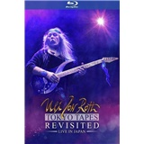 Uli Jon Roth - Tokyo Tapes Revisited - Live In Japan (Bluray + 2CD)