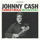 Johnny Cash - Christmas: There'll Be Peace in the Valley (Vinyl)