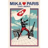Mika - Mika love Paris (DVD)