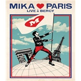 Mika - Mika love Paris(Bluray)