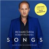 Richard Šveda, Róbert Pechanec, Edita Gruberová - Songs: Suchoň, Moyzes, Faix, Schneider - Trnavský (CD v knižnej väzbe)