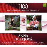 Anna Hulejová - Marmuriena naša / Čo robís Hanka, Hanička, Hanka