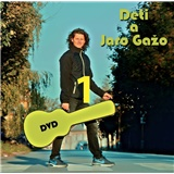 Jaro Gažo - Deti a Jaro Gažo (CD+CD karaoke a DVD)