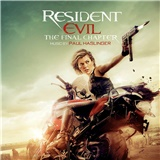 OST - Resident Evil:Final Chapter (Original motion picture soundtrack)