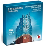 Thomas Hengelbrock - Elbphilharmonie First Recording - Brahms: Symphonies Nos. 3 & 4 (Deluxe Edition / CD+BluRay)