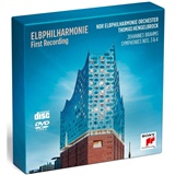Thomas Hengelbrock - Elbphilharmonie First Recording - Brahms: Symphonies Nos. 3 & 4 (Deluxe Edition / CD+DVD)