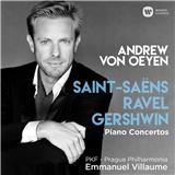 Andrew Von Oeyen - Klavierkonzerte