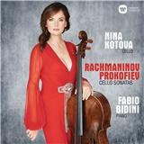 Nina Kotova - Rachmaninov:Cello Sonatas
