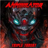 Annihilator - Triple Threat(2CD)