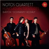 Notos Quartett - Hungarian Treasures