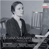 Nikolayeva Tatana - Russian masters Tatana Nikolayeva - K (2CD)