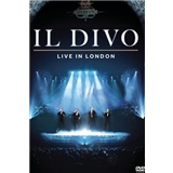 Il Divo - Live in London (Blu ray)