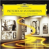 Wiener Philharmoniker Gustavo Dudamel (Dirigent),  Modest P. Mussorgsky,  Peter Iljitsch Tschaikowsk - Pictures At An Exhibition