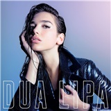 Dua Lipa - Dua Lipa - Limited pink signed vinyl (CD)