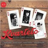VAR - Kvarteto hvězd české country (4CD)