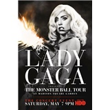 Lady Gaga - The Monster Ball Tour