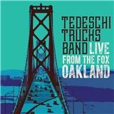 Tedeschi Trucks Band - Live From The Fox Oakland (Deluxe 2CD/DVD)