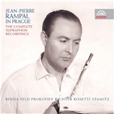 Jean-Pierre Rampal - Jean-Pierre Rampal in Prague (2CD)