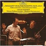Harnoncourt - Mozart: Violin Concertos No. 4 & 5  (Vinyl)