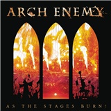 Arch Enemy - As The Stages Burn! (DVD+CD)