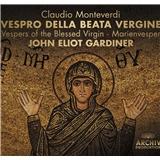 Gardiner, Monteverdi - Monteverdi: Vespro della Beata Vergine / Marienvesper (3CD)