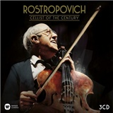 Mstislav Rostropovich - Cellist of the century