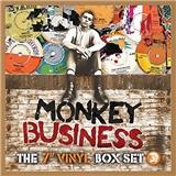 """VAR - Monkey Business: The 7"""" Vinyl Box Set"""
