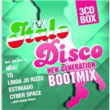 VAR - Italo Disco New Generation Boot Mix (3CD)