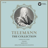 N. Harnoncourt - Telemann: The Collection (13CD)