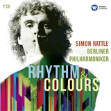 Simon Rattle - Rhythm & Colours (7CD)