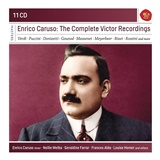 Enrico Caruso - The Complete Victor Recordings (11CD)