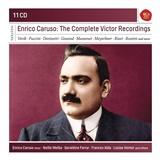 Enrico Caruso - The Complete Victor Recordings (11CD)