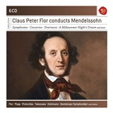 VAR - Claus Peter Flor Conducts Mendelssohn (6CD)