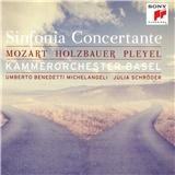 Mozart Holzbauer Pleyel - Sinfonia Concertante