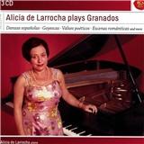 Alicia de Larrocha - Alicia de Larrocha plays Granados (3CD)