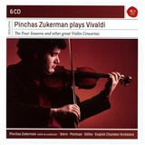 Zukerman - Pinchas Zukerman Plays Vivaldi  (6CD)