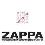 Frank Zappa - FZ:Oz