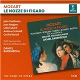 Tomlinson, Rodgers, Bartoli , Barenboim , Mozart - Mozart Le Nozze di Figaro (3CD)