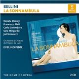 Natalie Dessay, C. Colombara, F. Meli, E. Pido, Vincenzo Bellini - La Sonnambula (2CD)