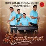 Nemšováci - Slovenské, moravské a rómske svadobné piesne 1