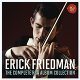 Erick Friedman - The Complete RCA Album Collection (9CD)