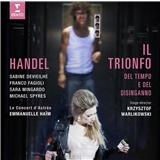 Sabine Devieilhe - Händel - Il Trionfo del Tempo e del Disinganno (DVD)
