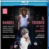 Sabine Devieilhe - Händel - Il Trionfo del Tempo e del Disinganno (Bluray)