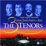 Carreras, Domingo, Pavarotti - The Three Tenors In Concert 1994 (Carreras, Domingo, Pavarotti - 2CD)