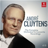 VAR - Andre Cluytens:Complete Orchester & Concerto Recordings (64CD)