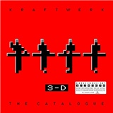 Kraftwerk - 3-D Der Katalog – English Version (Bluray Box Set - 4xBluray)
