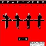 Kraftwerk - 3-D Der Katalog – EnglishVersion (Bluray+DVD)