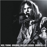Neil Young - Official Release Discs 8.5-12 (5CD)